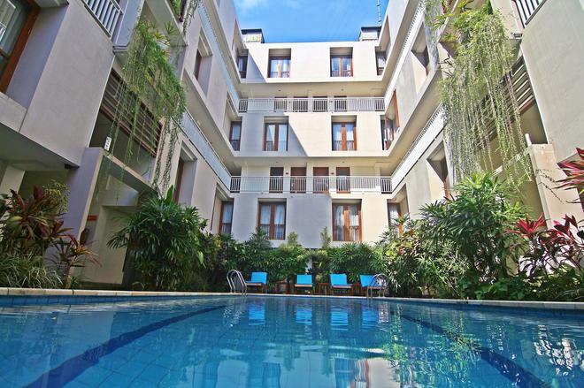 The Legian Sunset Residence - Kuta - Bể bơi