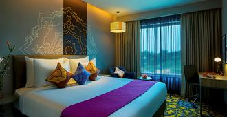 Grand Mercure Mysore - מיסור - חדר שינה