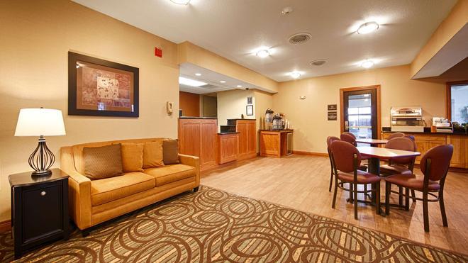 Best Western Pontiac Inn - Pontiac - Lobby