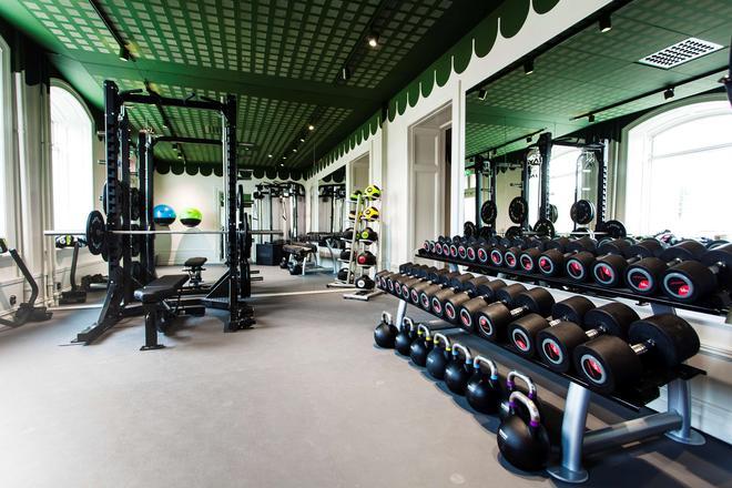 Best Western Hotel Baltic - Sundsvall - Gym