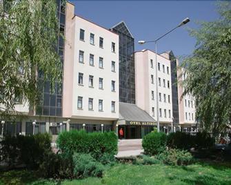 Altinoz Hotel - Nevşehir - Building