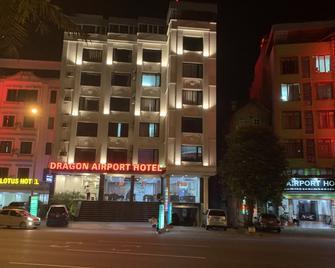 Dragon Airport Hotel - Nội Bài - Building