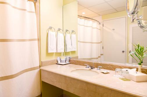 Barceló Guatemala City - Ciudad de Guatemala - Phòng tắm
