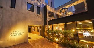 Hotel Risveglio Akasaka - Tokyo - Bygning