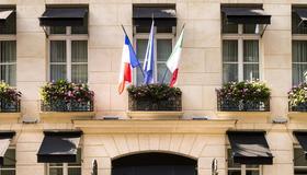 Castille Paris - Starhotels Collezione - Paris - Building
