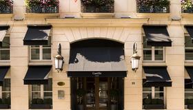 Castille Paris - Starhotels Collezione - Pariisi - Rakennus