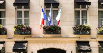Castille Paris - Starhotels Collezione - Paris - Building