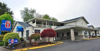 Motel 6 Portland Mall 205 - Portland - Edificio