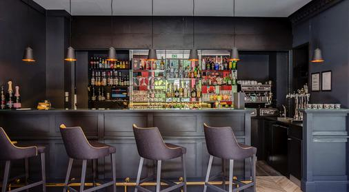 Best Western PLUS Excelsior Chamonix Hotel Restaurant & Spa - Chamonix - Bar
