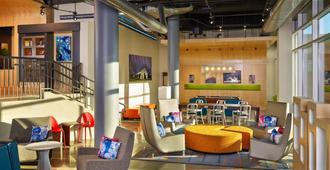 Aloft Oklahoma City Downtown – Bricktown - 奥克拉荷馬市 - 俄克拉荷馬州 - 休閒室