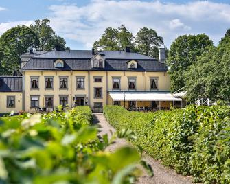 Hennickehammars Herrgård - Filipstad - Будівля