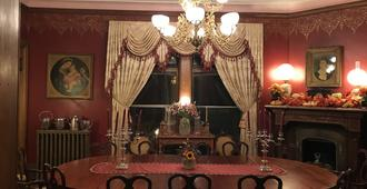 The Gables B&b Philadelphia - Filadelfia - Comedor