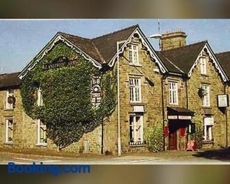 The Llanelwedd Arms Hotel - Builth Wells - Building