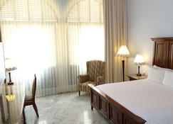 Hotel Lopez Campeche - Campeche - Sypialnia