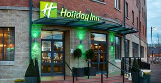 Holiday Inn Belfast City Centre - Belfast - Gebouw