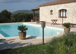 Castiglias - Alghero - Pool