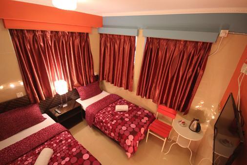 Comfort Hostel - Hongkong - Makuuhuone