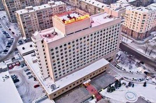 Azimut Hotel Siberia - Novosibirsk - Building