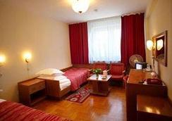 Azimut Hotel Siberia - Νοβοσιμπίρσκ - Κρεβατοκάμαρα