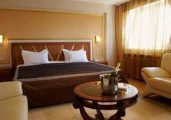 Azimut Hotel Siberia - Novosibirsk - Bedroom