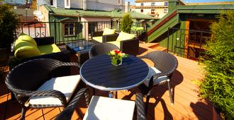 Old City Boutique Hotel - Riga - Veranda