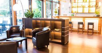 Hotel Stuttgart 21 - שטוטגרט - טרקלין