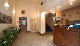 Hotel Martelli - Firenze - Reception