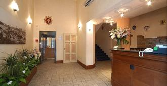 Hotel Martelli - Firenze - Reception