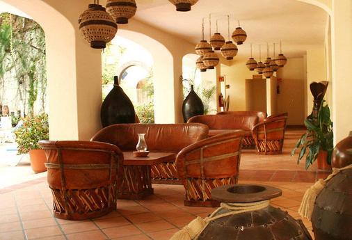 Los Arcos Suites - Pto Vallarta - Sala de estar
