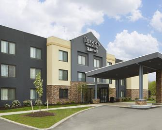 Fairfield Inn By Marriott Rochester East - Webster - Building