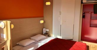 Premiere Classe Perpignan Sud - แปร์ปิยอง - ห้องนอน