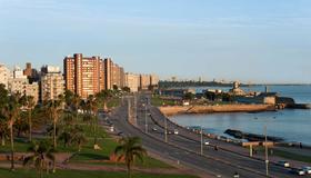 NH Montevideo Columbia - Montevidéu - Vista externa