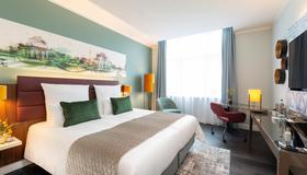Leonardo Royal Hotel Berlin Alexanderplatz - Berlin - Schlafzimmer