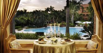 伊瓜蘇溫泉賭場度假酒店 - 伊瓜素 - 伊瓜蘇港 - 游泳池