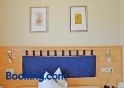 Hotel Haus Schons - Mettlach - Bedroom