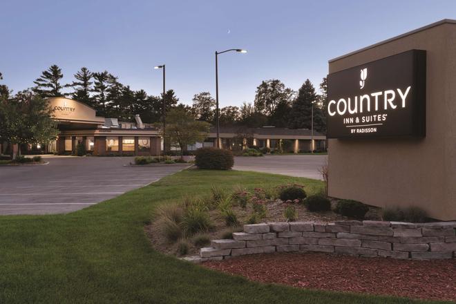 Country Inn & Suites by Radisson, Traverse City - Traverse City - Rakennus