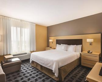 TownePlace Suites by Marriott Joliet South - Joliet - Schlafzimmer