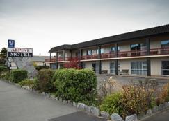 阿爾卑斯汽車旅館 - 奧瑪魯 - 奧瑪魯 - 建築