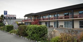 Alpine Motel - Oamaru - Κτίριο