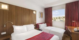 丹吉爾華美達安可酒店 - 丹吉爾 - 丹吉爾 - 臥室