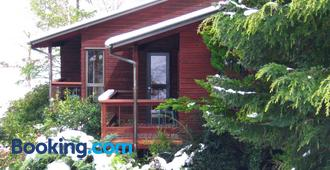 Greenacres Alpine Chalets & Villas - Hanmer Springs - Toà nhà