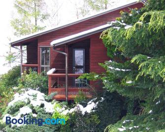 Greenacres Alpine Chalets & Villas - Hanmer Springs - Rakennus
