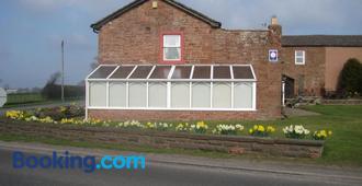 Crossroads House - Carlisle - Toà nhà
