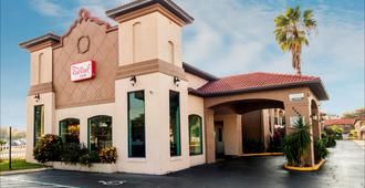 Red Roof Inn Orlando South - Florida Mall - Орландо - Здание