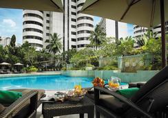 Shangri-La Hotel - Kuala Lumpur - Kuala Lumpur - Pool