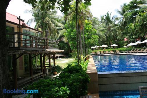 Palita Lodge - Ko Pha Ngan - Toà nhà