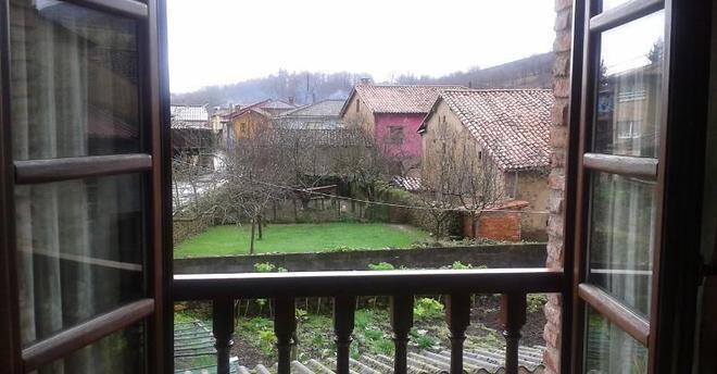 Hotel Rural El Espino - Cangas de Onís - Parveke
