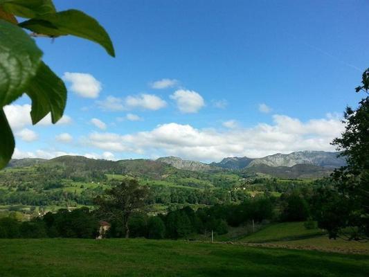 Hotel Rural El Espino - Cangas de Onís - Näkymät ulkona