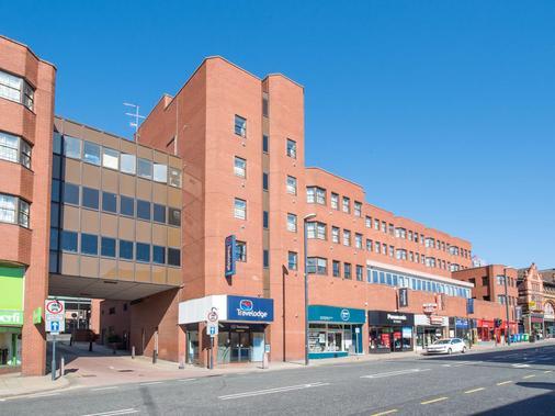 Travelodge Leeds Central Vicar Lane - Leeds - Building