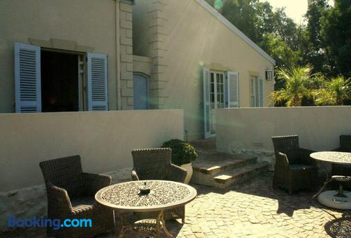 La Cabriere Country House - Franschhoek - Ban công